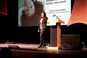 Yalda T Uhls For Common Sense at Aspen Challenge LA