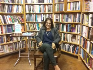 Dr. Uhls at Green Apple Books in SF