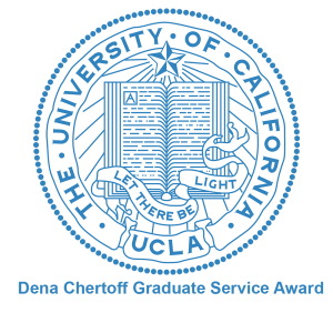 UCLA Psychology Department Award